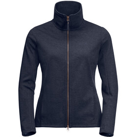 Jack Wolfskin Riverland Jacket Damen midnight blue